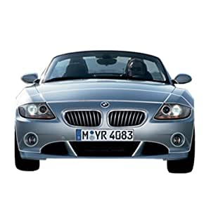 BMW Clear Protective Covering Fog light coverings for vehicles produced up to 01/06 - Z4 Models 2005-2008/ M Models Roadster 2006-2008/ Z4 M Coupe 2006-2008