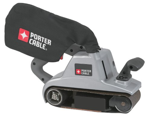 PORTER-CABLE 362V 4-Inch by 24-Inch Variable Speed Belt Sander (Porter Wood Sander Cable)