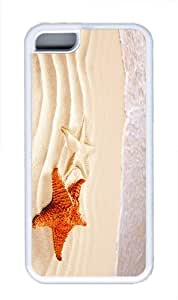 covers popular seastar TPU White Case for iphone 5C