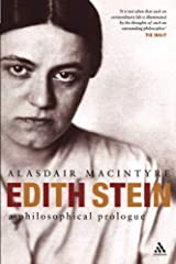 Edith Stein: The Philosophical Background Paperback