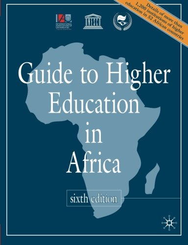 Guide to Higher Education in Africa by Brand: Palgrave Macmillan