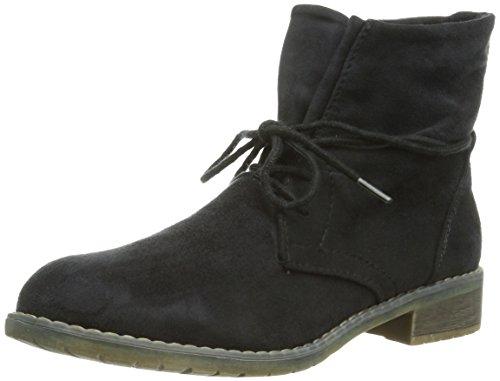Jane Klain 252 169, Women's Cold lined desert boots short length Black - Schwarz (Black 006)