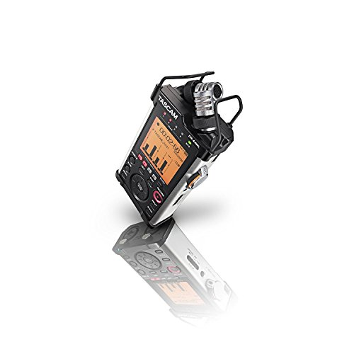 Tascam DR-44WL Handheld Portable Audio Recorder with WiFi (Best Portable Field Recorder)