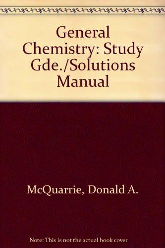 General Chemistry I (CHEM 1411)