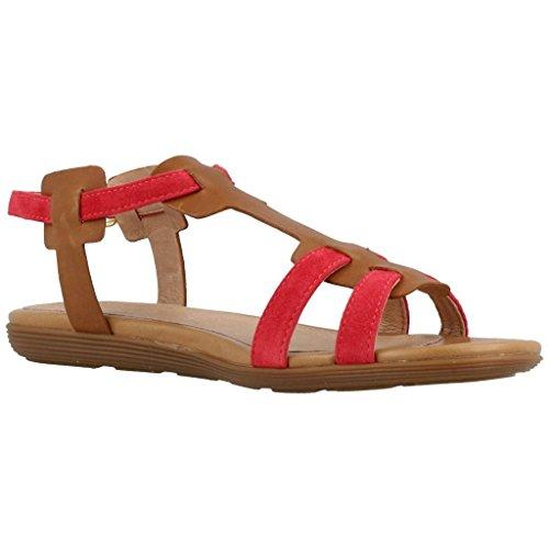 Sandalias y chanclas para mujer, color Rojo , marca STONEFLY, modelo Sandalias Y Chanclas Para Mujer STONEFLY JONES18 Rojo Rojo