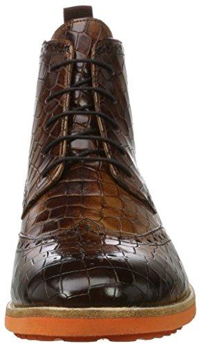 Bottines Bottes amp; Wood Braun Melvin Eddy Orange et Classiques Aspen Crock 10 Homme Hamilton wq6gqYC