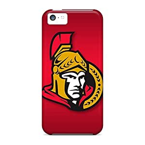 Great Hard Phone Cover For iPhone 6 plus 5.5 With Allow Personal Design Lifelike Ottawa Senators Pictures JamieBratt