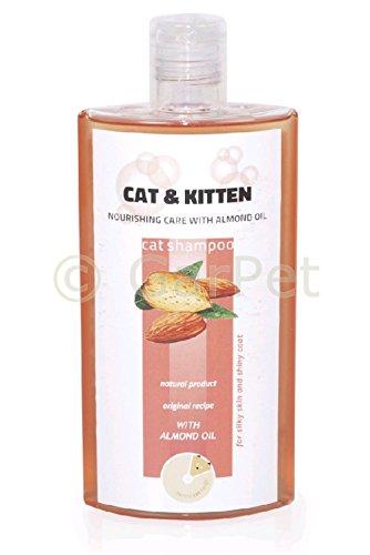 TC CAT & KITTEN Shampoo Katzenshampoo Katzen 250 ml Mandelöl