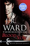 Blood Vow - Signed / Autographed Copy