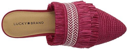 Lucky Brand Women's Baoss Mule, Sb Red, 7 M US by Lucky Brand (Image #7)