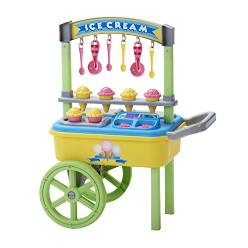 American Plastic Toys My Very Own Ice Cream Cart -