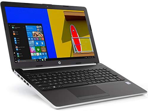 Newest HP 15 15.6 HD Touchscreen Premium Laptop – Intel Dual Core i5-8250U, 8GB DDR4, 128GB SSD, DVD RW, HDMI, WiFi AC Bluetooth 4.2, Windows 10 – Gray