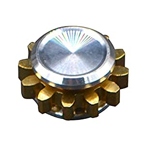 Advanced Fingertips Decompress Spinning Top Toy, Bicycle Chain Stress Relief Toys, Fingertip Gyro Sprocket Sprocket…