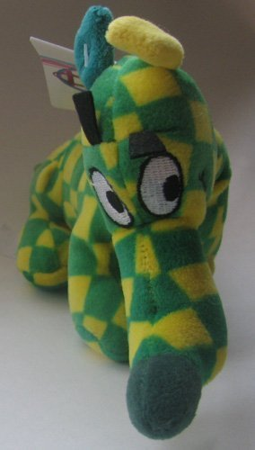 (Disney Bean Bag Plush Woozle #3 8