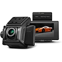 ZEEPIN Dash Cam Full HD 1080P 2.7 Inches LCD Car Dashboard Camera 170 Degree with Wide Angle Loop Recording, G-Sensor, Parking Mode
