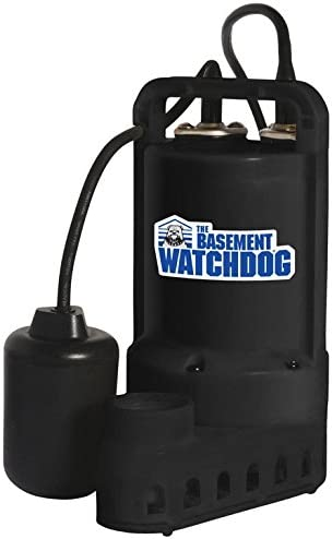 THE BASEMENT WATCHDOG Model SP-33T Large special price !! Virginia Beach Mall 1 3 at 0 and ft. HP 700 GPH