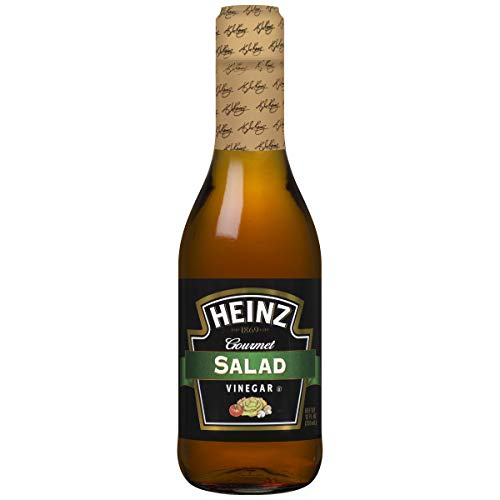 Heinz Salad Vinegar (12 oz Bottles, Pack of 12)