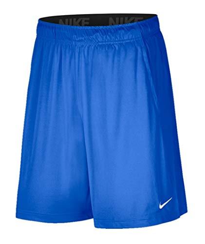 - Nike Youth Boys Dry Fly Shorts (Large, Royal)