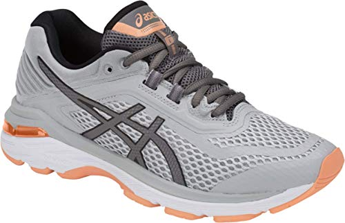 n's Running Shoe, Mid Grey/Carbon, 7.5 M US ()