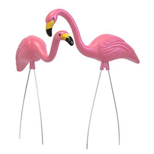 Home Depot Vendor Retro Yard Pink Flamingos - Male & -