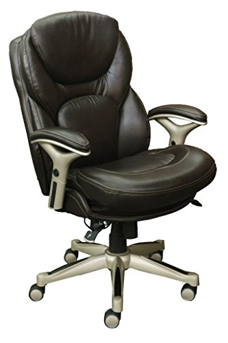 High Back Executive Leather Chair - 8