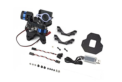 Tarot T-2D Brushless Gimbal Kit for 3D Robotics IRIS+, Quad, Y6, and Y8+