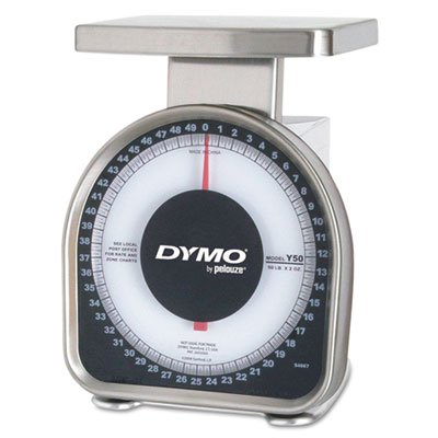 50 Lb Mechanical Scale - PELY50 - Heavy-Duty Mechanical Package Scale