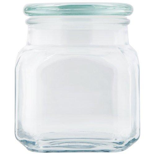 Anchor Hocking Emma Jar w/ Glass cover, 32oz