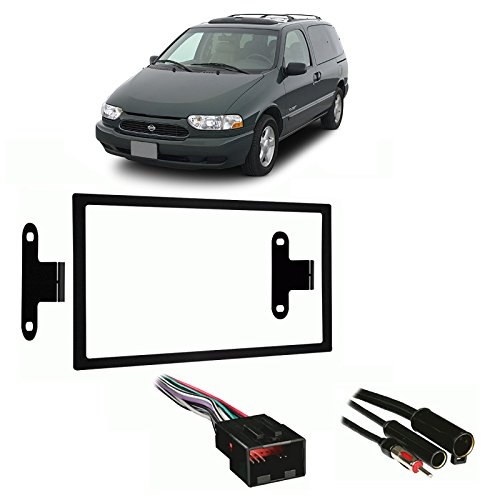 2004 nissan quest stereo dash kit - 2