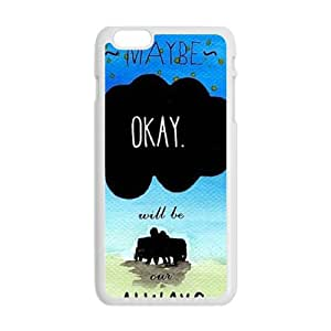 GKCB Maybe Okay Hot Seller Stylish Hard Case For Iphone 6 Plus