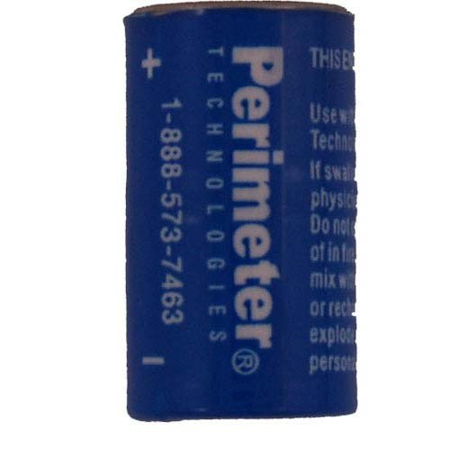 Perimeter Technology Replacement Battery for PCC-100 & PCC-200 Pet Fencing (Battery Technology Replacement Battery)