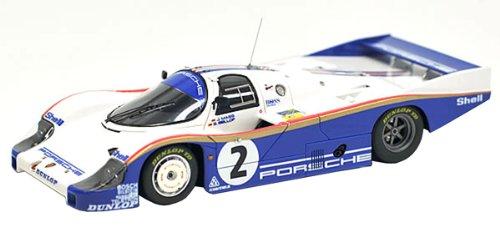 VISION 1 43 Porsche 956 Porsche-Team Le Mans 1983 3 von No.2 (Japan Import   Das Paket und das Handbuch werden in Japanisch)