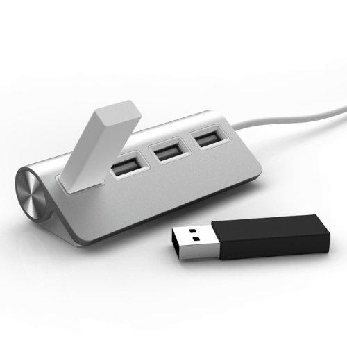 9 opinioni per Mobility Lab ML301181- interface hubs (USB 2.0, Silver, Mac OS X)
