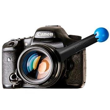 LensShifter Pro Blue - Agarre de Enfoque equilibrado y Zoom para ...