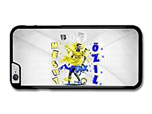Mesut ?zil Yellow Blue Football Player case for iPhone 6 Plus