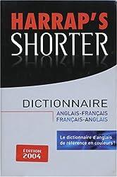 Harrap's Shorter : Anglais-Français / Français-Anglais