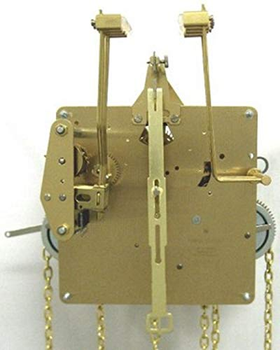 Hermle Creative Clock 451-050 Chain Drive Grandfather Clock Movement (451-050/114cm DB)