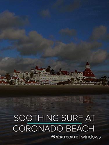 Soothing Surf at Coronado Beach for ()