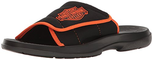 Harley Davidson Mens Reyes Athletic Sandal