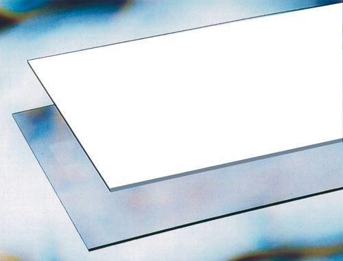 2 opinioni per VETRO SINTETICO OPACO IN LASTRA da 2 mm 500X1500 Termoformabile