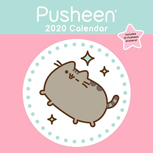 Pdf Entertainment Pusheen 2020 Wall Calendar