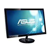 "ASUS VS229H-P 21.5"" Full HD 1920x1080 IPS HDMI DVI VGA Monitor by Asus"