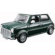 Mini Cooper 1969 Street Classics 1:32 Scale Diecast Model Car Toy For Kids