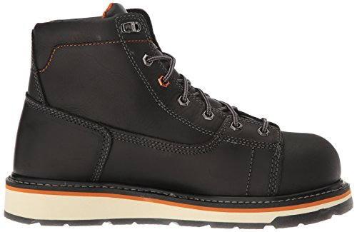 Shoe Alloy Timberland and 6 Pro Construction Mens Black Eh Toe Gridworks Industrial I4nrIvx8Tq