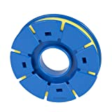 Tenkara Fly Fishing Line Wide Holder Spool Foam Core W/Fly Holder For Sale
