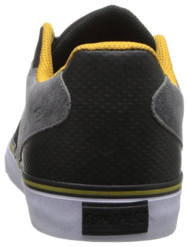 Black Skate Shoes charcoal Gonzalez Globe Sabbath wA6pqUxII