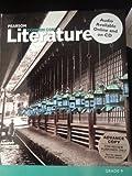 Pearson Literature Common Core Grade 9