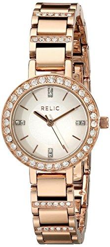 Relic Women's ZR34273 Kerri Rose Gold Watch