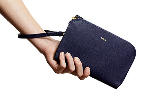 Women's Bellroy Navy Leather Women's Bellroy Clutch Leather BF6qvw1