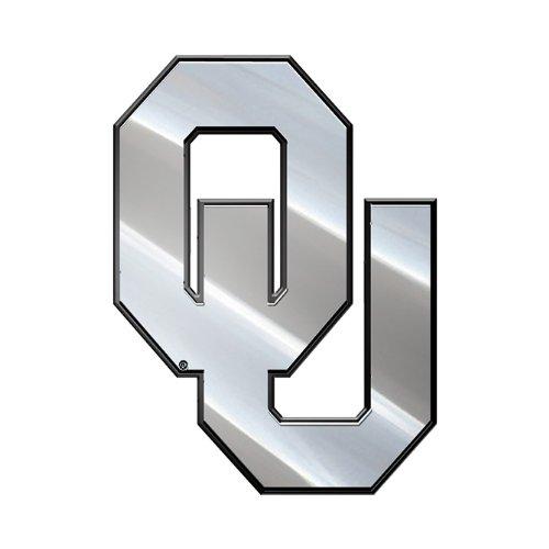 Team ProMark NCAA Oklahoma Sooners Premium Metal Auto Emblem